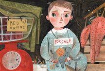 Illustrators - Rebecca Green