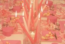 Table Settings / Centerpieces