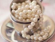 Accessori: Pearls / by La Belleza de Venus ♥✤ (LBV)