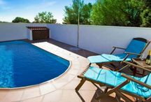 Villas Around Golf Courses Catalonia / To rent a house or Villa with pool in Spain is an amazing idea. Catalunya Casas provides rental house and Villa services near golf courses for your perfect vacation in Costa Brava, Catalonia, Spain. Book your Villa @ http://www.catalunyacasas.com/