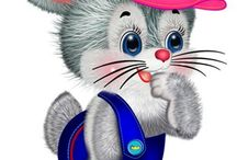 kresba zajac