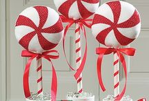 Holiday Centerpieces / by Cat Thach