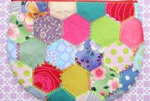Hexagons / by Shibori Dragon