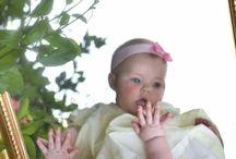 Baby Photos - Monthly Progress