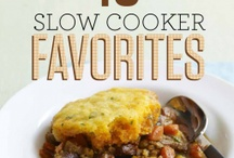 Slow Cooker / by Elizabeth Casey Prudente