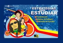 estrategias de estudio / by Axel Martinez