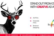 Ad Film Agencies in Hyderabad / Scintilla Kreations is one of the leading advertising agencies in Hyderabad, Vijayawada, Bangalore and Chennai. Scintilla Kreations is focused on enhancing the potential of television commercials, documentary film making, corporate films, corporate presentations, brochure designing, brand promotion activity, logo designing, social media campaign and so on.  Contact Us +91-7569000300