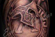 spatan tattoo