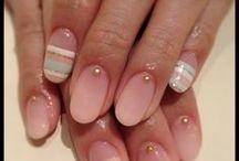 Degradé manicure