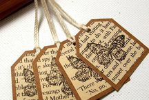 Paper tags etc