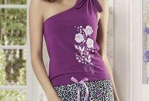 Jane's playful Pajamas