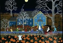 Folk Artist: Jane Wooster Scott