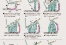 Beginer crochet / Basics for beginners to crochet