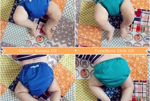Cloth Diapering / by Julie Duffey