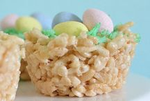 Rice krispies ideas