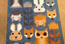 quilt animal