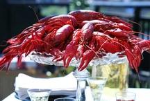 Kräftskiva - Crayfish Party