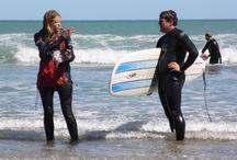 The Coach / Surf Coaching