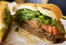 Sandwiches! / Food / by Marlene Cortes