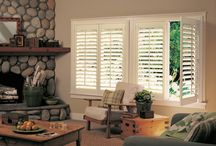 NewStyle® Hybrid Shutters / The value-priced NewStyle™ hybrid shutters are plantation-style shutters that blend the beauty of real wood and advanced modern-day materials to create a stunning and durable window covering for any room.