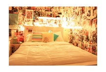 Bedroom Ideas / Bedroom ideas for uni and when I finally get money to redo my room