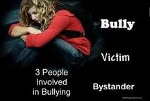 Stop Bullying / Bullies and Bullying has become an epidemic in our country. #StandUp #NoBullying #PeopleDie / by Dee-Dee Mimbs
