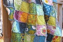 patchwork and appliqué