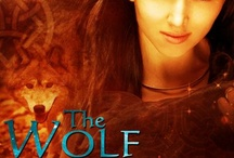 Fantasy Romance book The Wolf & the Druidess