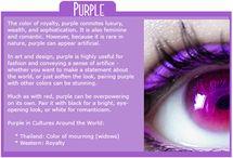 purpLe / dibalik warna ungu.