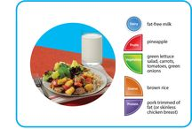 MyPlate / by MU Family Nutrition Education Programs