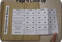 Foldables / Interactive note taking for elementary students