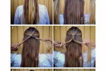 Причёски на каждый день!