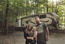 On the Road with Rare Existence / Find out what full-time RV life looks like for wife, mom, photographer, and Rare Existence blogger, Breanna Chanson, as she travels America with her husband and toddler in search of adventure and a place to call home. www.rareexistence.com