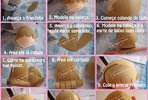 Fofucha dolls / by Becky Ybarra
