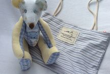 Handmade baby memory bears keepsake cushions and gifts. / 'Precious keepsakes handmade from babies and little ones clothing'