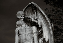 Death: Momento Mori / Funeral and cemetery related photos, art, fashion, and ephemera.  Hey, we all die so why not do it in style? / by Grim