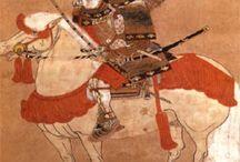 SAMURAI  of early japan / 武将 剣豪 Military commander