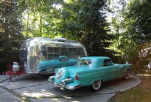 Vintage Vehicles and Trailers