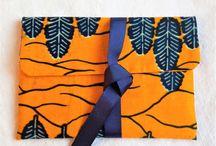 WAX - tissu africain