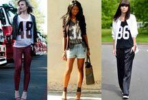 Trends / Veja tendências de moda diretamente do VilaMulher! http://vilamulher.com.br/moda/