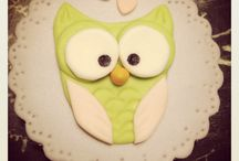Cookie & Cake  / Decorating cookie & cake with fondant