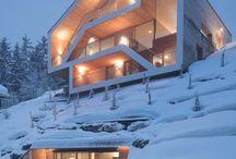 Haus im Hang