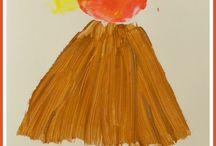 Preschool Craft - Volcanos