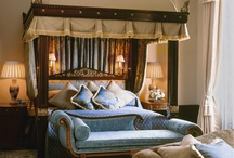Romantic Hotel Room Schemes