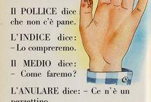 Lingua italiana / Imparare l'italiano