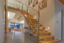 Interiores— Escada