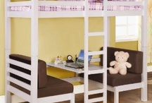 Home - Kids Rooms / by Amanda @ Two Blue Pillars