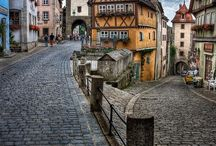 Places to go - Rothenburg ob der Tauber