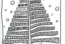 mandala e disegni