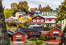 Porvoo in pictures (repins) / Travel Porvoo, Finland. See photos that inspire you to visit